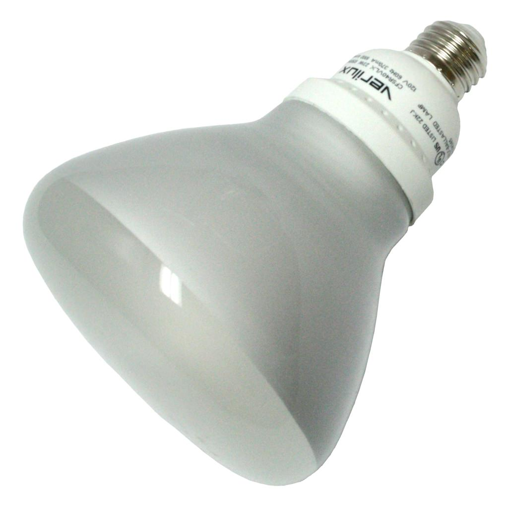 Verilux 05116 CFSR40VLX Compact Fluorescent Daylight Full Spectrum Light Bulb by