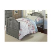 81.75 in. Kids Twin Bed in Stone