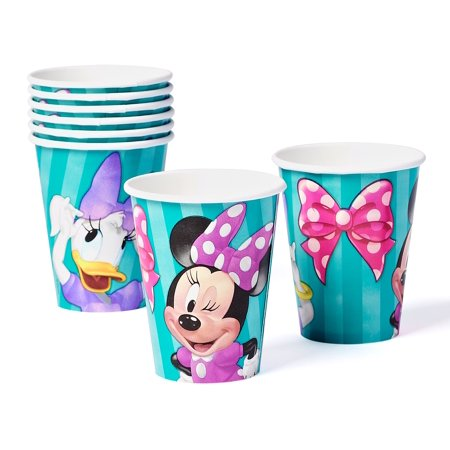 American Greetings Minnie Mouse Paper Cups (32 Count), 9 oz - image 3 de 3