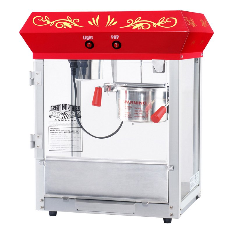 Great Northern Popcorn GNP-450 All Star Classic Popcorn Machine