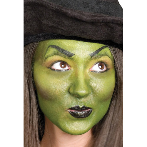 EZ Witch of the West Halloween Makeup Kit