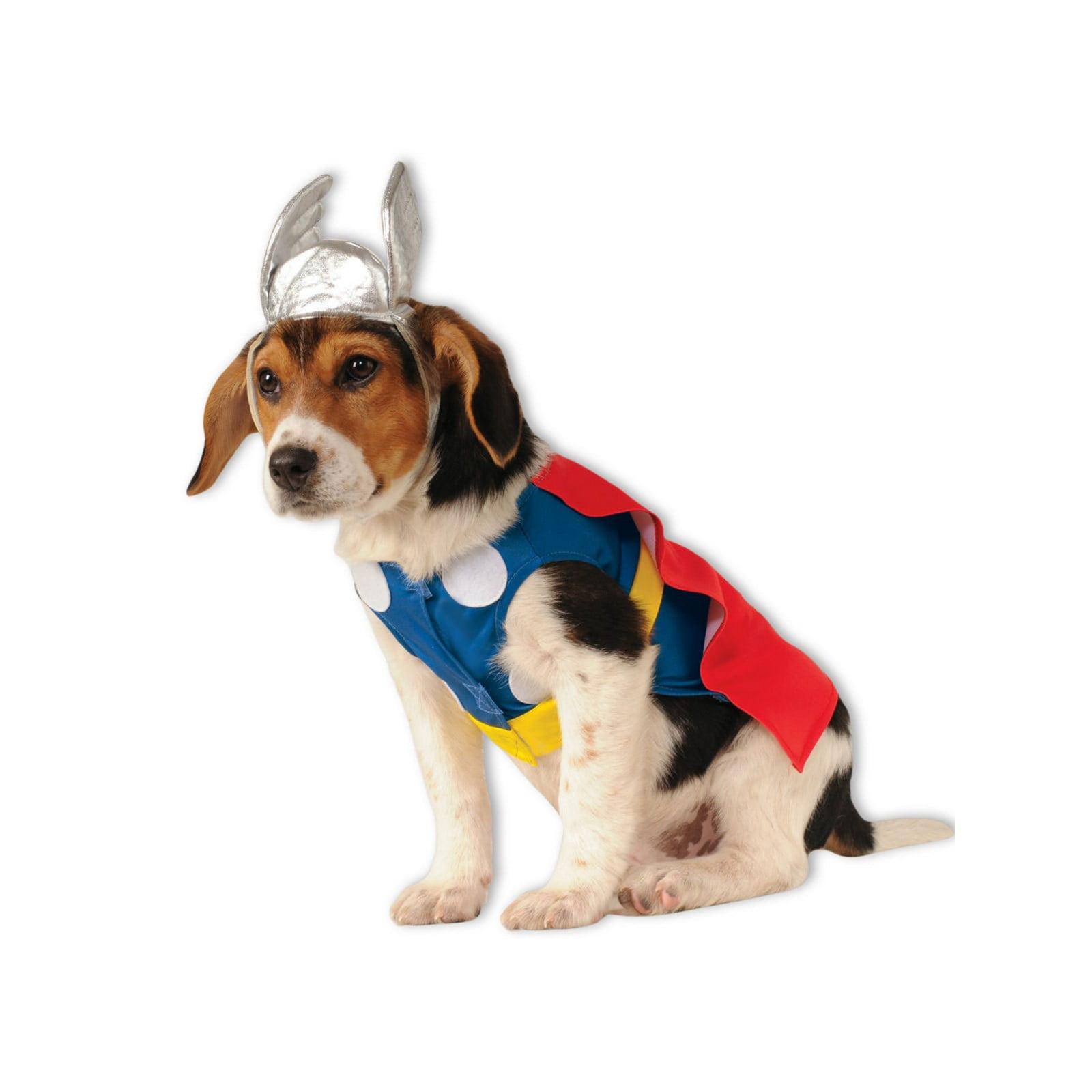 Halloween Thor Pet Costumes