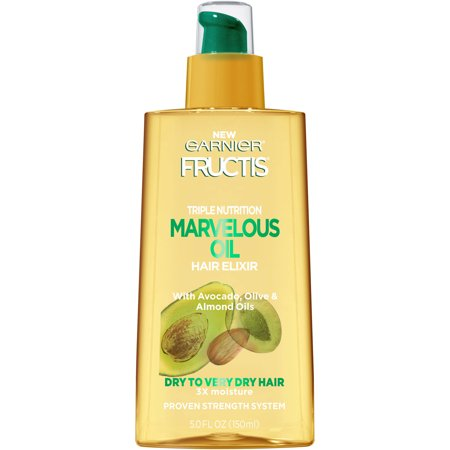 Garnier Fructis Triple Nutrition Marvelous Oil Hair Elixir 5
