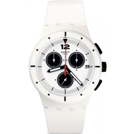 Swatch WHY AGAIN Mens Watch (Swatch Man)