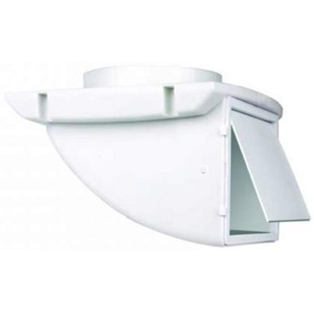Part Sdv4Wxzw4 Soffit Vent Ca  4 In White, by Dundas Jafine, Single Item, Great