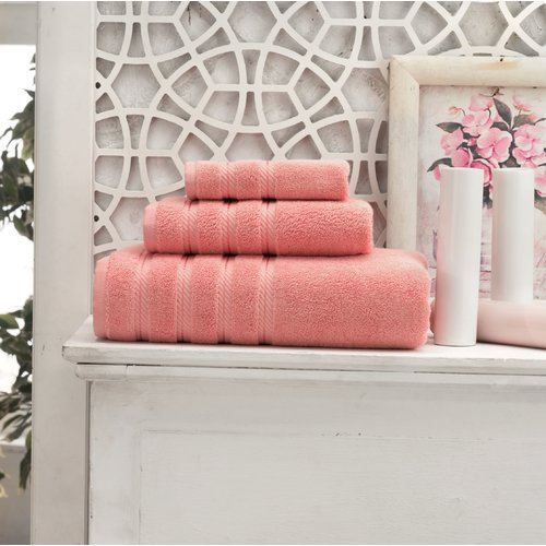 Alcott Hill Antalya Turkish Cotton Washcloth (Set of 4)