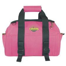 Graintex NB1168 Pink Tool Bag, 12-Inch - Pink Tool Bag