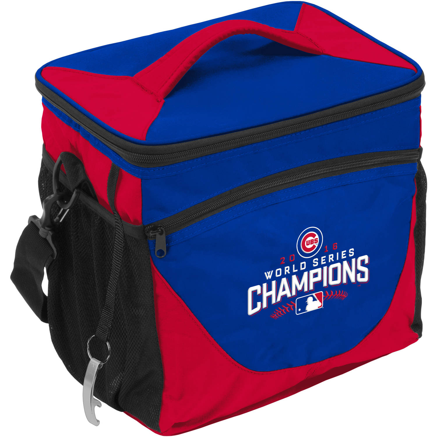 MLB Chicago Cubs 2016 World Series Champion 24 Can Cooler