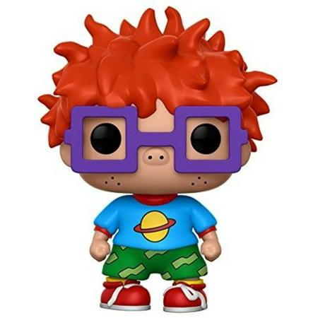FUNKO POP! TELEVISION: RUGRATS - CHUCKIE FINSTER (Chuckie Finster Halloween)