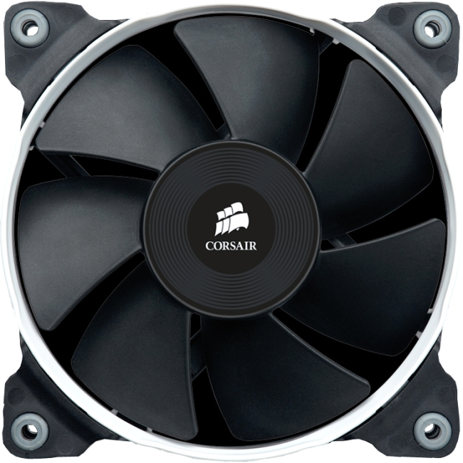 Corsair Air Series SP120 High Static Pressure 120mm Fan Twin Pack