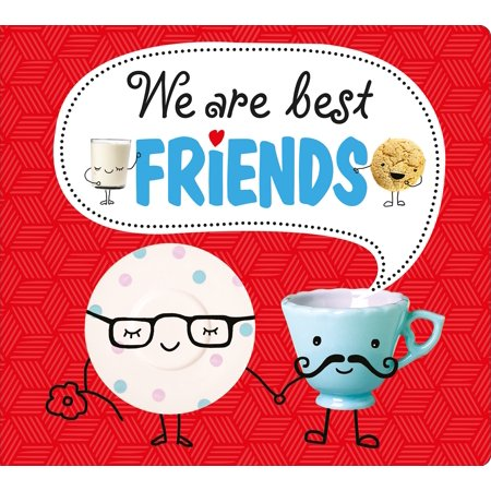 We Are Best Friends (Board Book)