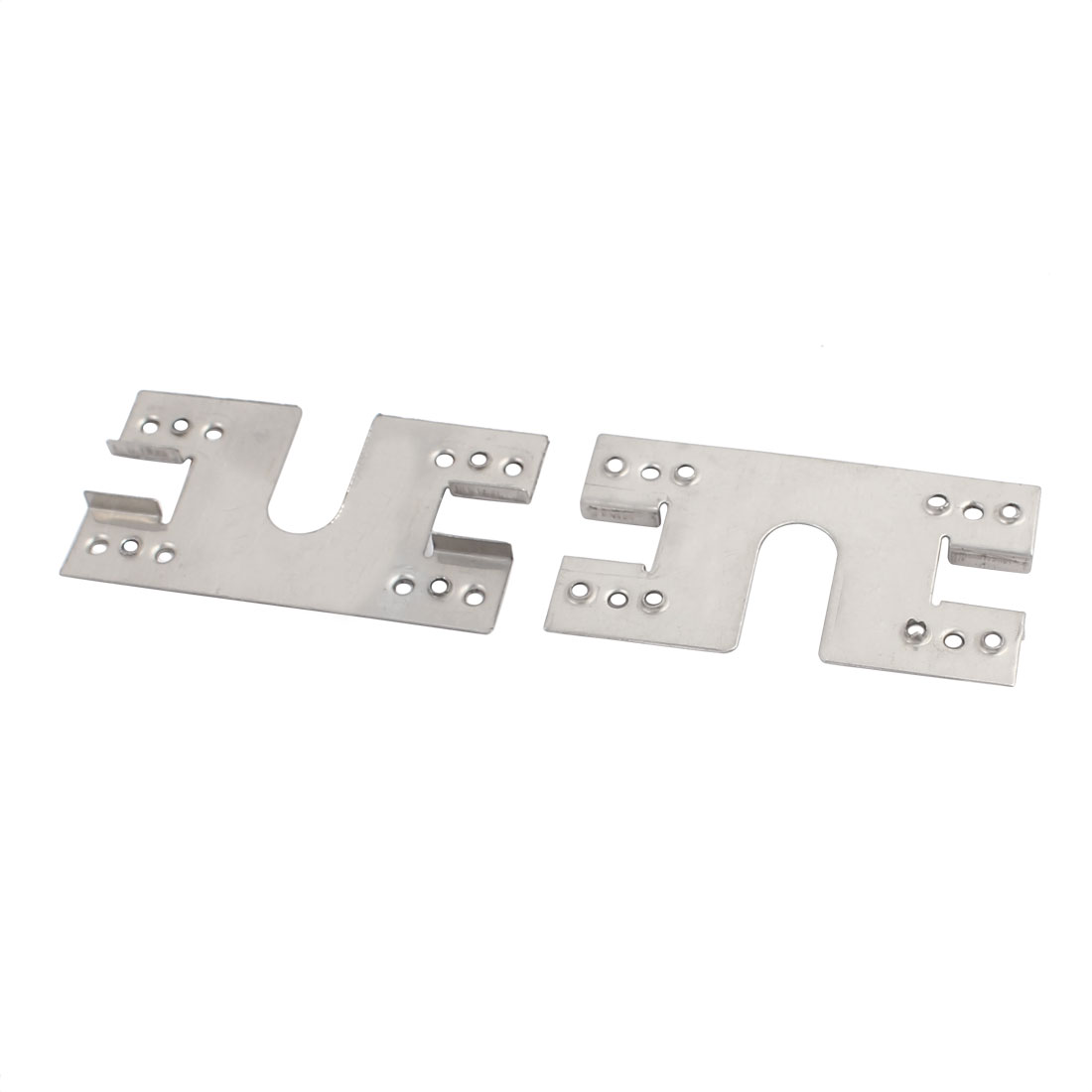 20pcs 50x28x4mm Stainless Steel Solar Conducting Strip Roof Mounting Bracket - image 1 of 2