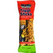 Menu Bird Treat Sticks, 3.8 oz