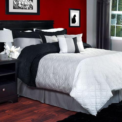 Somerset Home 7-Piece Emma Bedding Comforter Set