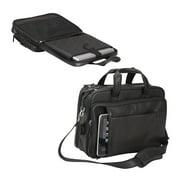 Leather TSA Computer Case