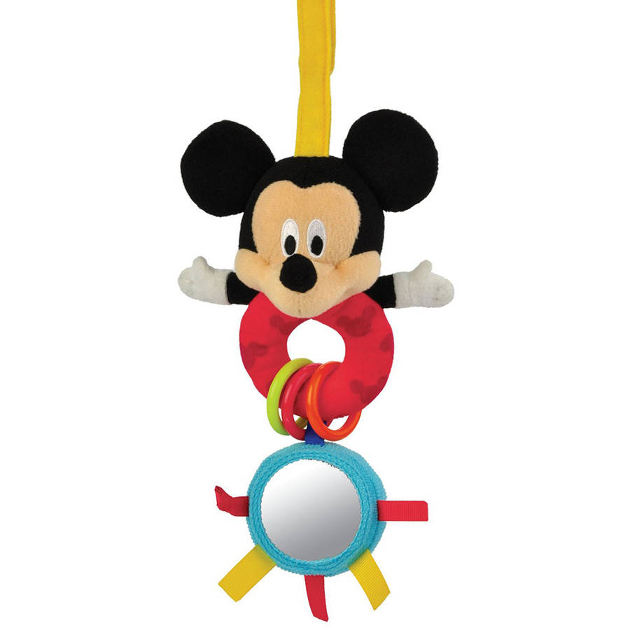 Kids Preferred Disney Baby Mickey Mouse Attachable Loop Toy