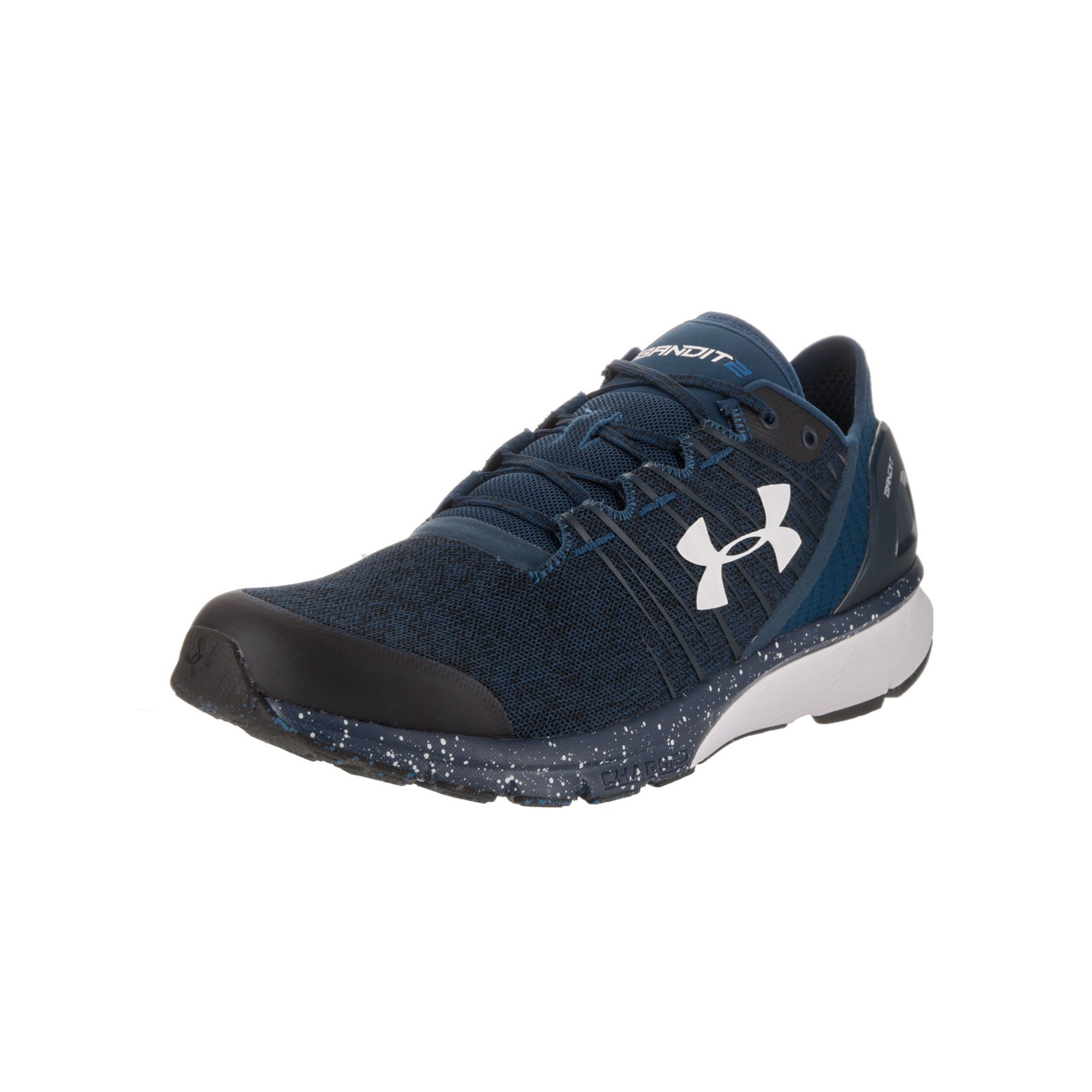 best loved 105a1 e5ae6 Under Armour Men's Charged Bandit 2 Running Shoe | Walmart ...