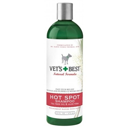 Bramton Company - Vets Best Hot Spot Shampoo 16 Ounce - 3165810010 - image 1 of 1