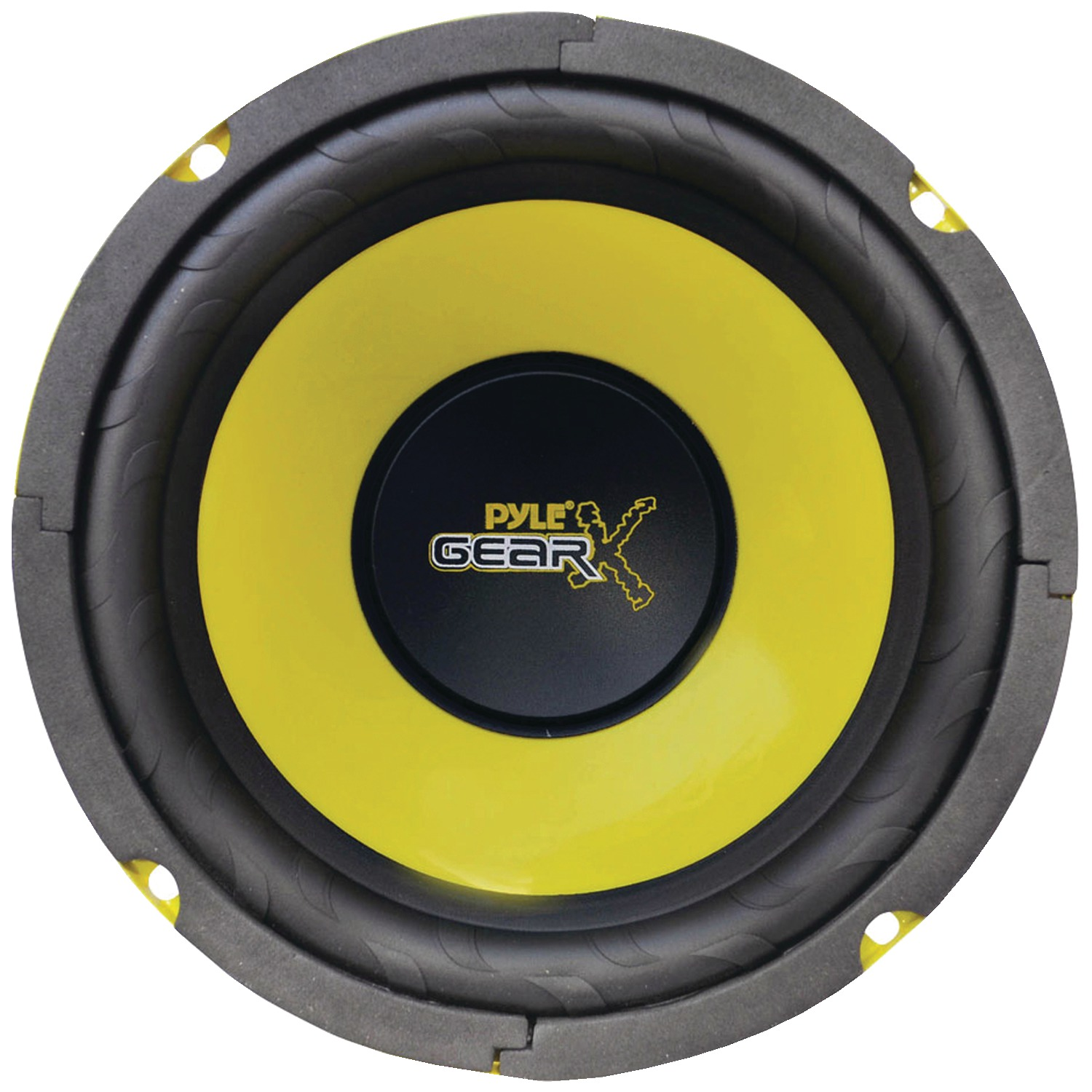 "Pyle Plg64 Gear-x Series 6.5"" 300-watt Mid Bass Woofer"