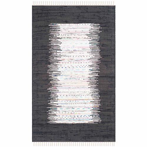 Safavieh Montauk Tennyson Braided Border Area Rug or Runner