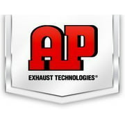 AP EXHAUST PRODUCTS 3518002S GLASSPACK - ENFORCER
