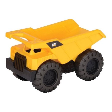 Caterpillar Wheel Loader Dump Truck Construction Toys Mini Machine Push-powered