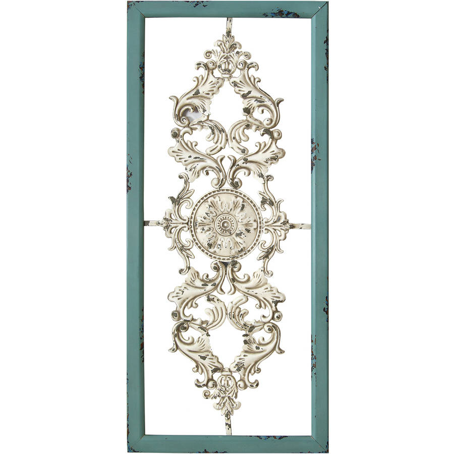 stratton home decor scroll panel wall decor walmart com