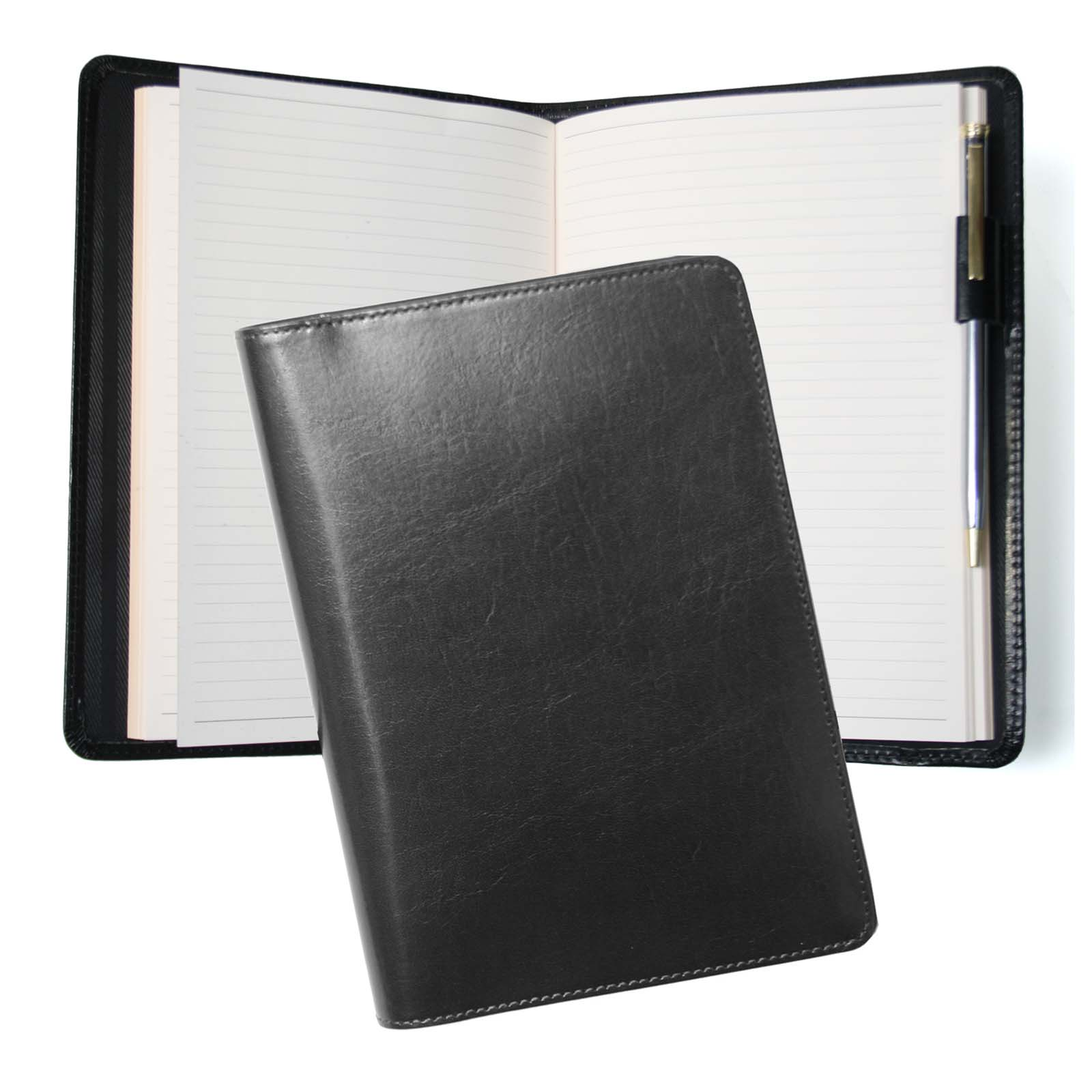 Royce Leather Travel Leather Executive Writing Journal