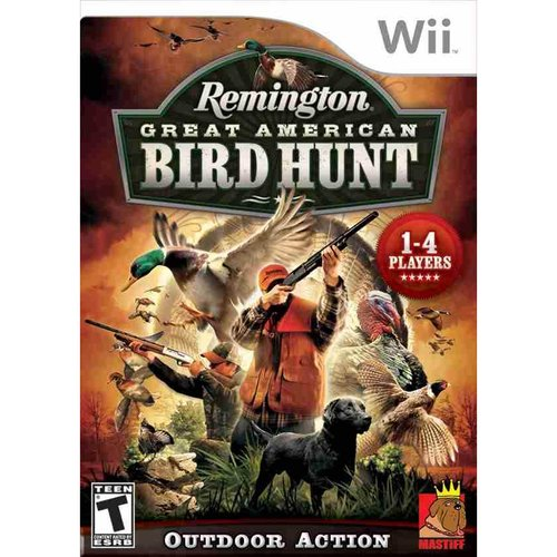 Remington Great American bird Hunt - Wii
