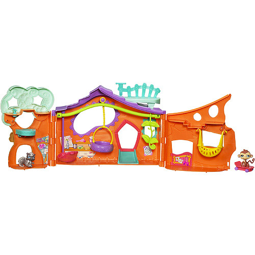 Littlest Pet Shop Clubhouse Play Set