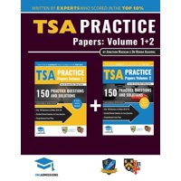 Tsa Practice Papers Volumes One & Two: 6 Full Mock Papers, 300 Questions in the Style of the Tsa, Detailed Worked Solutions for Every Question, Thinki