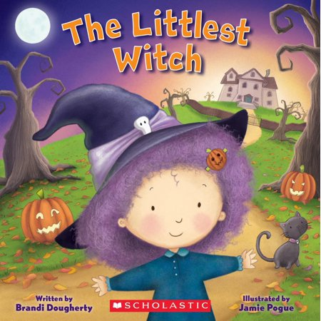 Draw A Halloween Witch (The Littlest Witch)