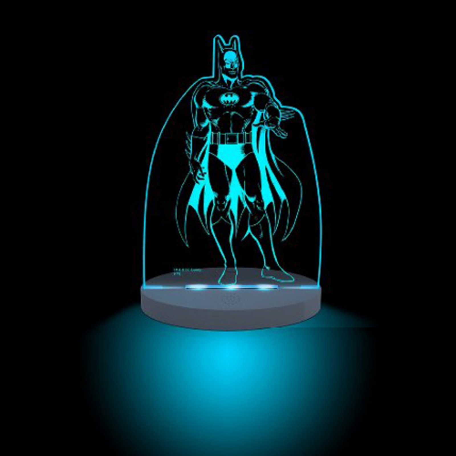 Total Dreamz Batman Multicolored LED Night Light