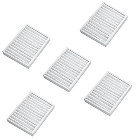 HQRP 5-pack Air Cleaner Filter for Hunter HEPAtech 30060