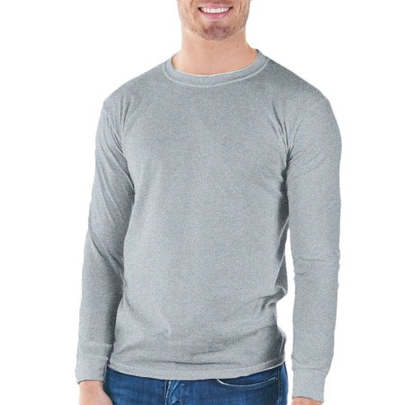 Gildan Big Mens Classic Long Sleeve T Shirt
