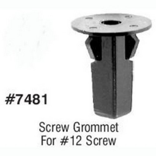 LSP Products 7481R Toyota Screw Grommet