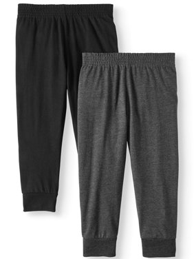 e820ba4d Product Image Garanimals Essential Knit Joggers, 2pc Multi-Pack (Toddler  Boys)