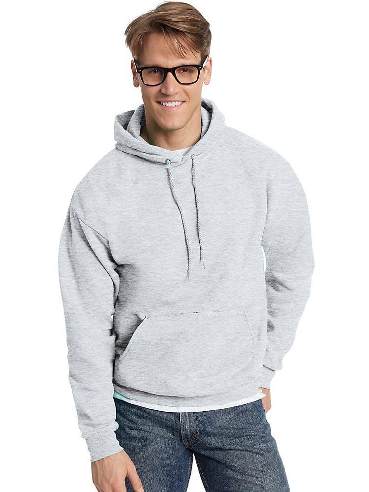 Hanes Comfortblend Pullover Hoodie Sweatshirt Black