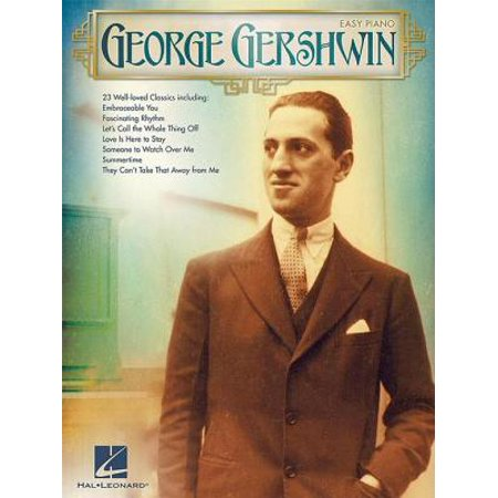 George Gershwin for Easy Piano - eBook