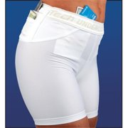 UTUC TS0546WH-L Travel Safe Womens Shorts, Large