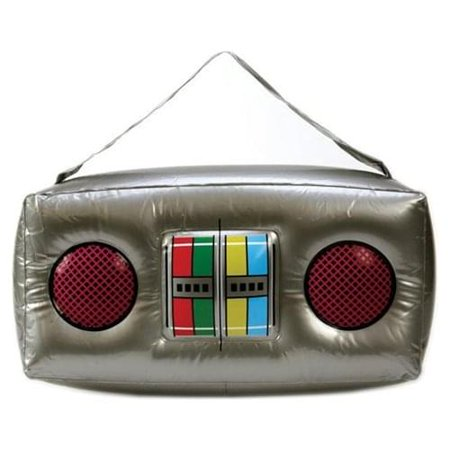 Yo Gabba Gabba Inflatable Boom Box Costume Accessory for $<!---->