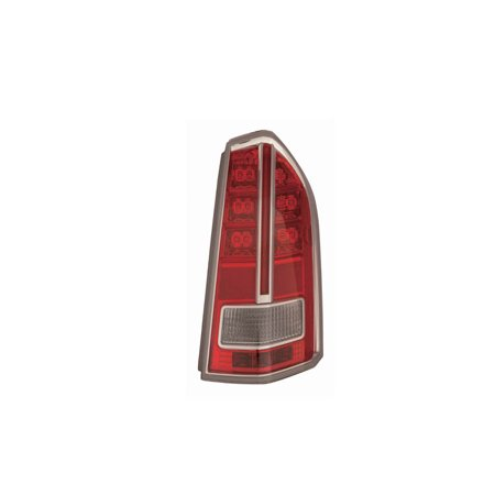 Replacement Depo 333 1962R Afn Passenger Side Tail Light For 13 14 Chrysler 300