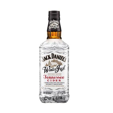 Jack Daniel S Winter Jack Whiskey 750 Ml Walmart Com