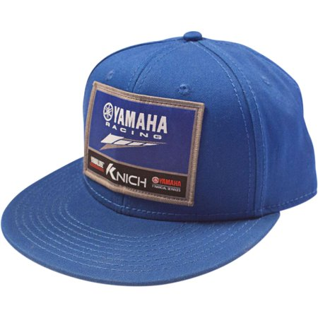 Factory Effex Yamaha Racing Team Snapback Hat (Blue, - Honda Cbr Racing Hat