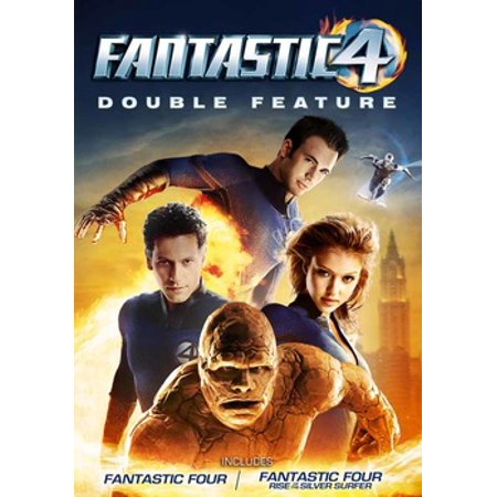 Fantastic Four 2 Movie Collection (DVD) - Fantastic 4 The Thing