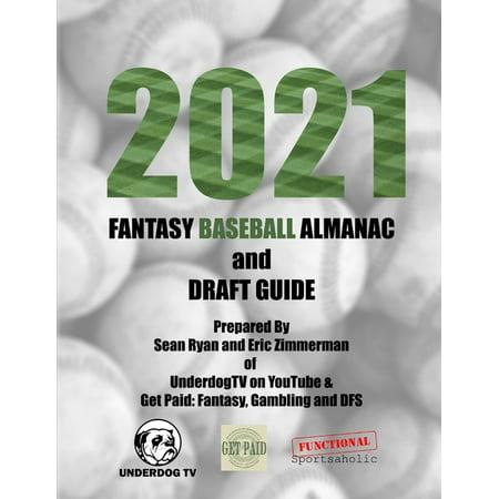 2021 Fantasy Baseball Almanac (Paperback)
