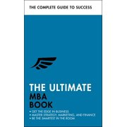 The Ultimate MBA Book - eBook