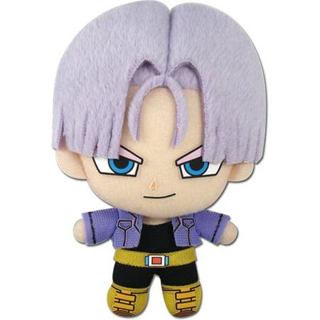 Plush - Dragon Ball Z - SD Trunks 5'' Soft Doll Toys ge52109