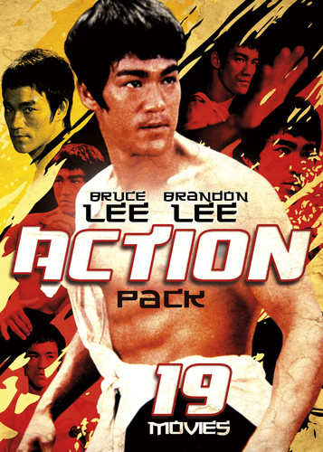 Classic Martial Arts Collection: Featuring Bruce Lee (DVD) by PLATINUM DISC CORP (DO NOT USE