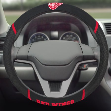 Detroit Red Wings Steering Wheel Cover - No Size Detroit Red Wings Keychain